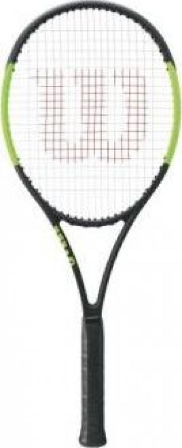 Racheta de tenis Wilson Blade 104, maner 2 si 3 de la Best Media Style Srl