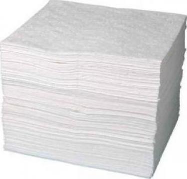 Batiste / paduri absorbante de hidrocarburi de la Biosmart Sol Srl.