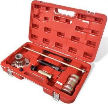 Extractor hidraulic de butuci si tamburi cu ciocan 10 t