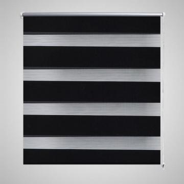 Stor Zebra 40 x 100 cm Negru