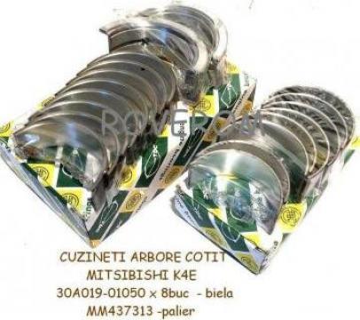 Cuzineti STD. arbore cotit Mitsubishi K4E, S4L, S4L2