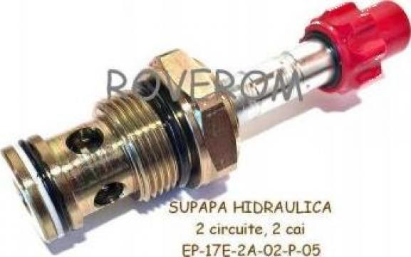 Supapa hidraulica Winner EP-17E-2A-02-P-05 de la Roverom Srl