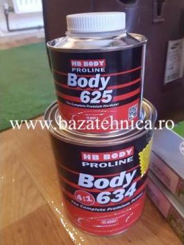 Vopsea Body 634 Filling Primer gri 0.8l + Body 625 Proline de la Baza Tehnica Alfa Srl
