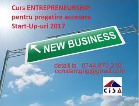 Consultanta accesare fonduri Start-Up de la Cisa Consulting Srl.