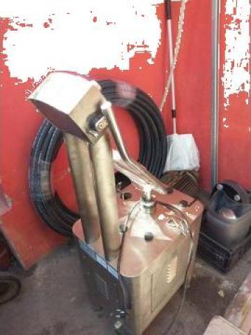 Reparatie curatitor de cartofi electric de la Baza Tehnica Alfa Srl