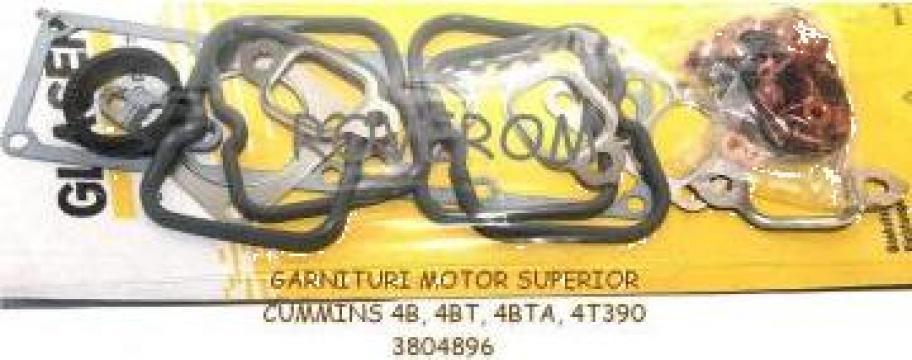 Garnituri motor superior Cummins 4b3.9l, Komatsu s4d102