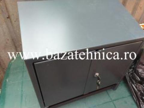 Dulap metalic de perete cu sistem de inchidere de la Baza Tehnica Alfa Srl