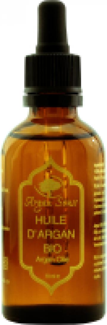 Ulei de argan cosmetic Argan Souss de la Total Chiacri Srl