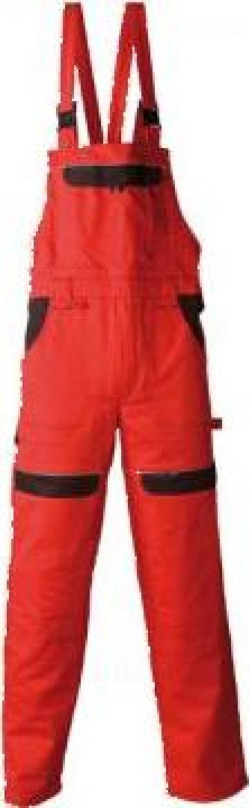 Pantaloni pieptar Trend
