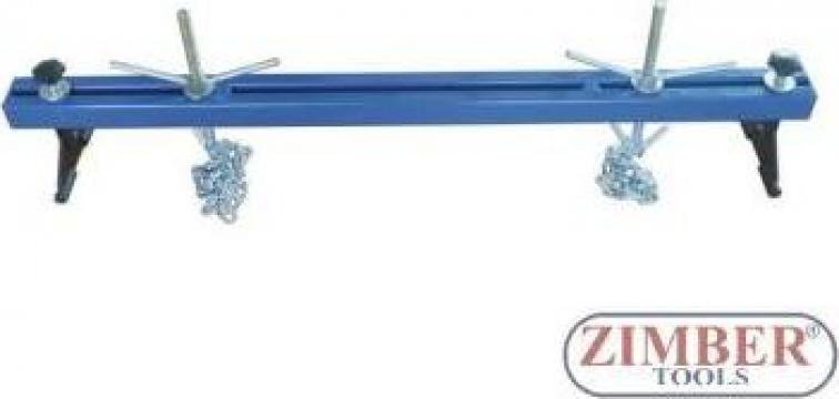Suport manual motor 0.5t. ZT-04B0002 de la Zimber Tools