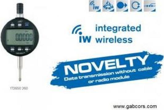 Comparator digital cu wireless Helios Preisser