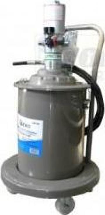 Pompa pneumatica vaselina max 30 kg de la Teom Tech Srl