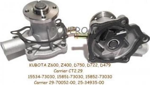 Pompa apa Kubota Z600, D600, D722, Carrier CT2.29