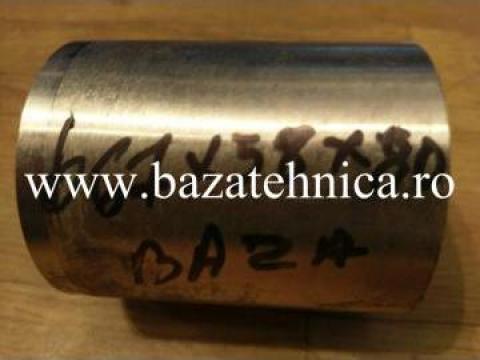 Bucsa de bronz cu dimensiuniD=67- d=58-L=80 de la Baza Tehnica Alfa Srl