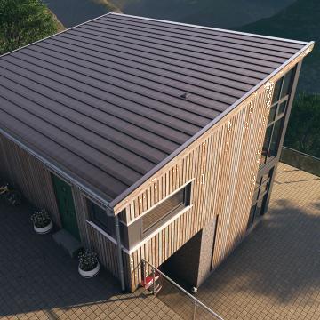 Tigla Icopal Quadro de la Sc Ellcor Roof Srl-d