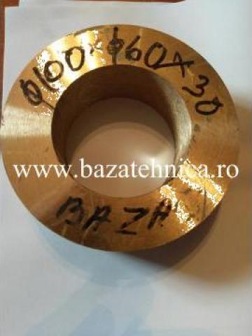 Bucsa 100x60x30 mm CUSN12 de la Baza Tehnica Alfa Srl