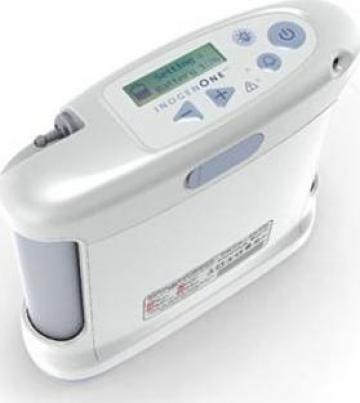 Concentrator de oxigen portabil Inogen One G3 de la Sc Roambra Company Srl