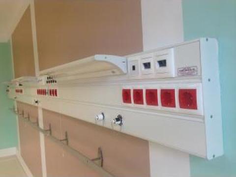 Instalatii de fluide medicale