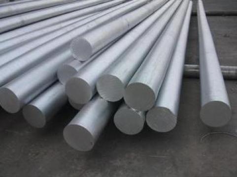 Bara rotunda aluminiu