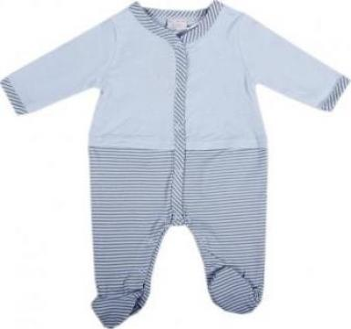 Salopeta de bebelus cu maneci lungi de la A&P Collections Online Srl-d