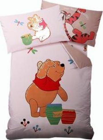 Lenjerie de pat Winnie Pooh