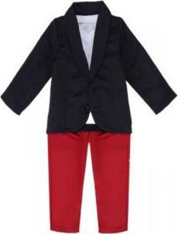 Costum pentru baieti Fashion de la A&P Collections Online Srl-d