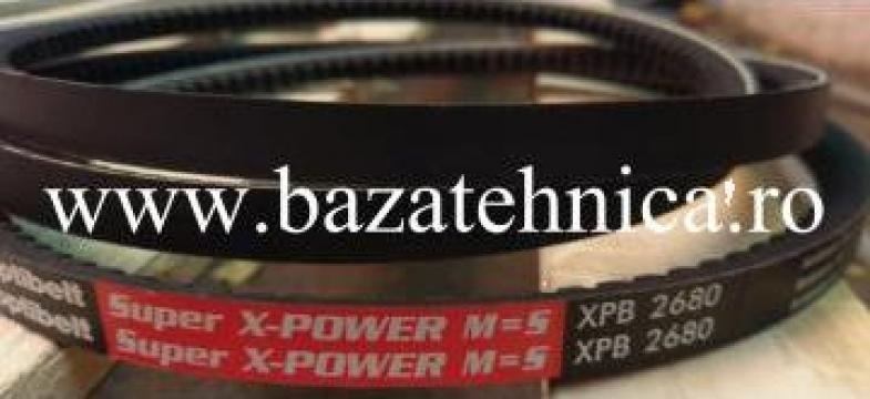 Curea de transmisie XPB 2780 LW, Optibelt