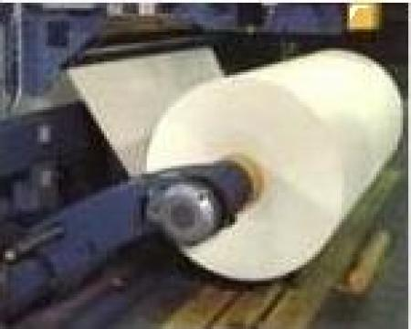 Derulator hartie celuloza, reciclata, amestec 2021 de la Lamar Impex