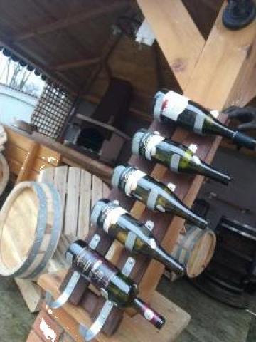 Suport sticle vin de la PFA Bratu Catalin