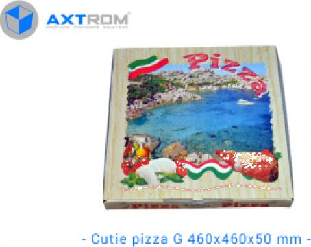 Cutii pizza 46 x 46 cm de la Axtrom