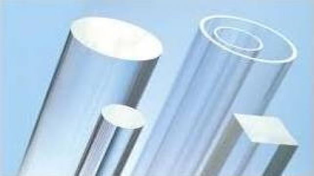 Tuburi din PMMA 100 x 94mm de la Geo & Vlad Com Srl