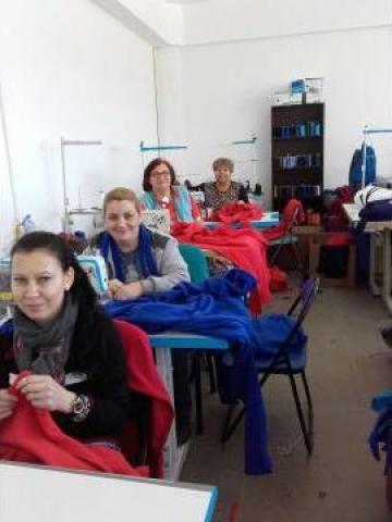 Atelier croitorie confectii textile de la Sc Atelier Blue Srl