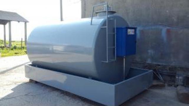 Rezervor motorina 9000 litri complet echipat de la Simba's Group Srl
