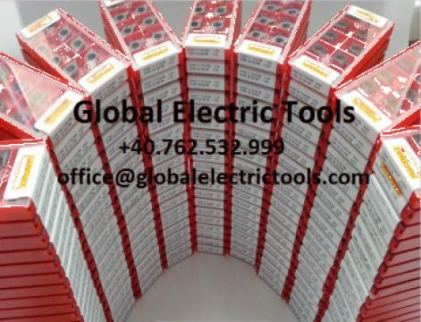 Placute vidia N331.32-125S40CM06.00 de la Global Electric Tools SRL