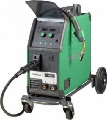 Aparat sudura Migatronic Omega 300C cu accesorii de la Bendis Welding Equipment Srl