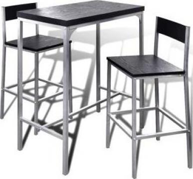 Set mobilier bar pentru mic dejun de la Vidaxl
