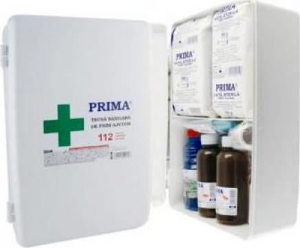 Trusa sanitara de Prim-Ajutor de la Pluster Protect