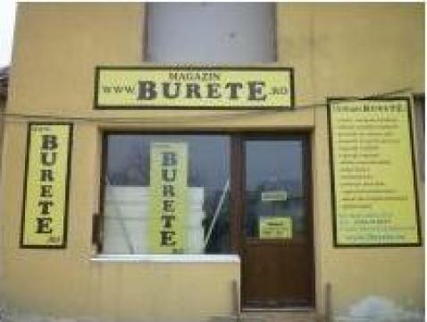 Servicii debitare burete de la Burete Tapiterie Srl