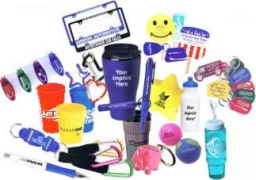 Obiecte promotionale personalizate de la C & T Divers Advertising