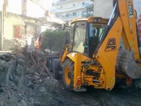 Demolari case - Bucuresti si Ilfov