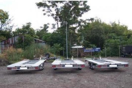 Inchiriere platforme auto basculabile 2000kg de la Inchirieri Remorci Berceni
