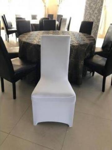 Huse scaun elastice, lycra pentru decorat scaune de la Bellagio Events Srl