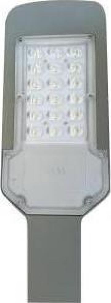 Lampa LED iluminat stradal multiled 20W de la Electrofrane