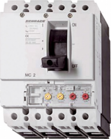 Intrerupator general 4P 630-1250A de la Electrofrane