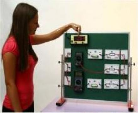 Modul de electricitate si magnetism - profesor liceu de la Eduvolt