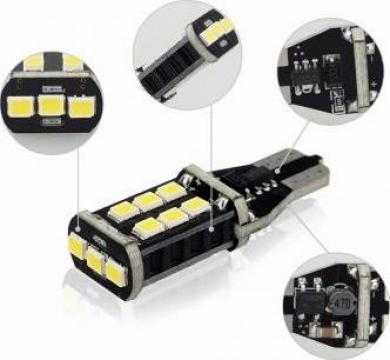 Led auto canbus T15 W16W 15 SMD 2835