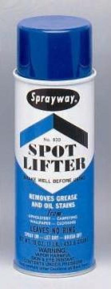 Spray curatare Sprayway Spot Lifter 830 de la Sercotex International Srl