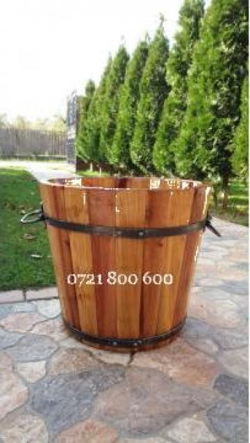 Ghiveci lemn masiv: prun cu cires de la Pfa Mincu Aurel