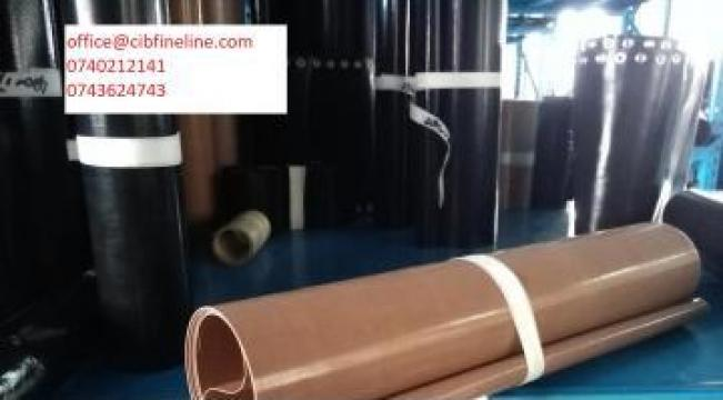 Benzi de teflon pentru masinile de termocolat de la Sc Cib Fineline Srl