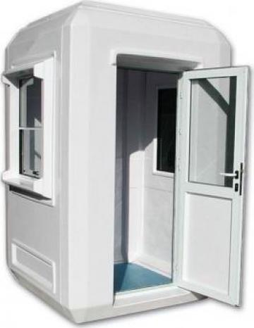 Cabina modulara pentru paza C47.12, C47.13 de la Sc City Park Srl